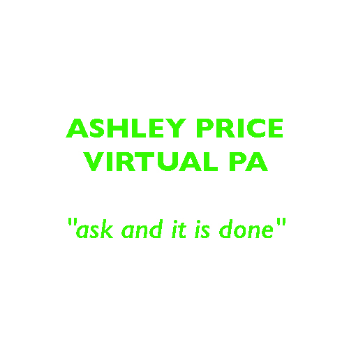 Ashley Price Virtual PA