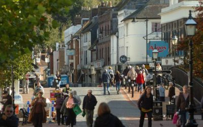 Lewes finishes SIXTH in UK-wide Survey on High Streets