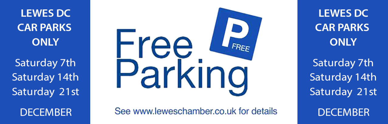 Free Car Parking in Lewes