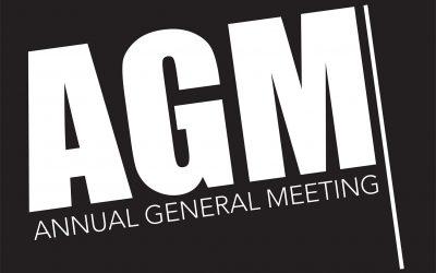 AGM Report 2020