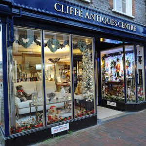 cliffe antiques centre